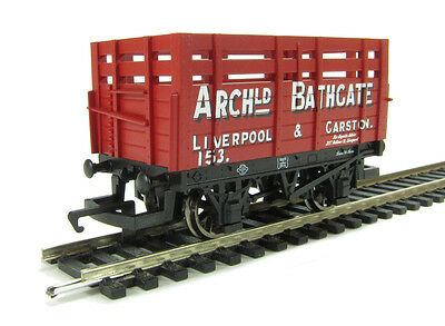 "NEW Hornby R6589 Coke Wagon ""Archibald Bathgate of Liverpool & Garston"" 1:76"