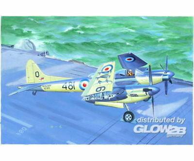 Trumpeter 02895 De Havilland Sea Hornet Nf.21 in 1:48