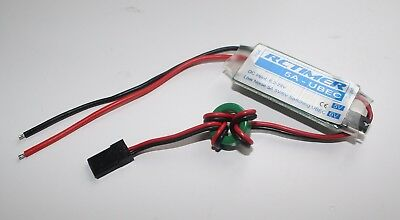 Drone Switching UBEC - 5A - 5V or 6V - Low Noise - RCTimer – UK Stock