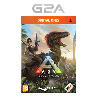ARK Survival Evolved Key [PC Action Game] STEAM Download Code [AU] [US] NEW