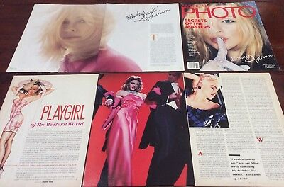 65+ Madonna Clippings. ***rare & Recent***