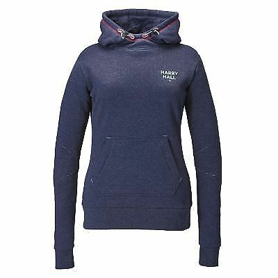 Harry Hall Orrell Womens Ladies Horse Riding Equestrian Comfortable Hoody