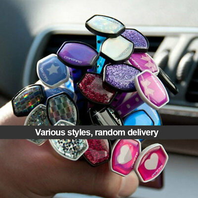 Aromatic Air Clip-On Clamp Auto Scent Perfume For Car Vent Air Freshener