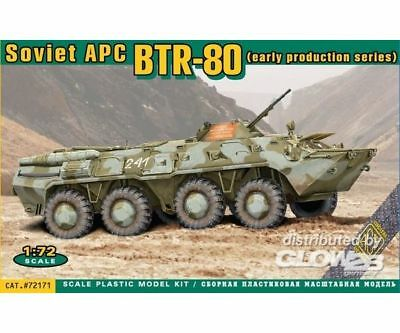 ACE ACE72171 BTR-80 Soviet armored personnel carrier, early prod. in 1:72