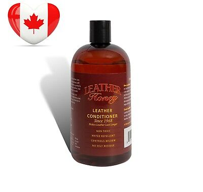 Leather Honey Conditioner: The Best Conditioner Since 1968, 16 Ounce Bottle