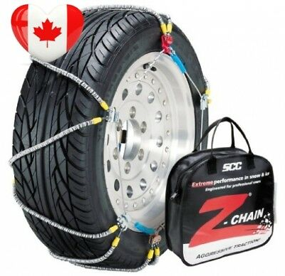 Security Chain Company Z-571 Z-Chain Extreme Performance Cable Tire Traction...
