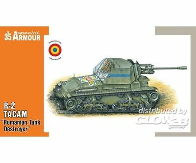 Special Hobby 100-SA35003 R-2 TACAM quot;Romanian Tank Destroyerquot; in 1:35