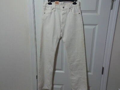 "BRAND NEW 501 ORIGINAL FIT STRAIGHT LEG BUTTON-FLY  MEN'S PANTS TROUSERS 30""x32"""