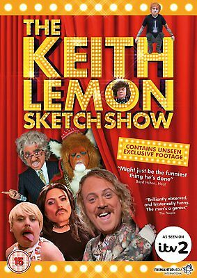 The Keith Lemon Sketch Show Series 1 [DVD] [2015] New Sealed Leigh Francis ITV