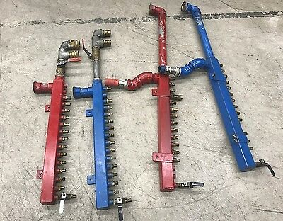 1 Water Manifold from Injection Molding machine,