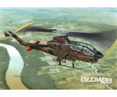 Special Hobby 100-SH72076 AH-1G Cobraquot;Over Vietnam with M-35 GunSy