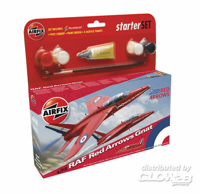 Airfix A55105 Red Arrow Gnat in 1:72