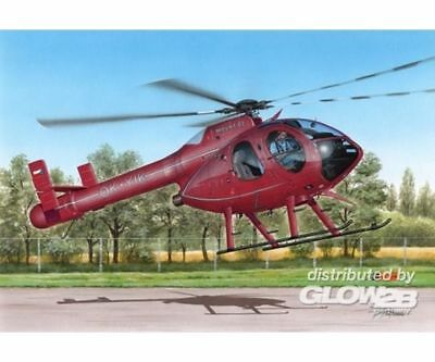 Special Hobby 100-SH72348 MD-520N NOTAR in 1:72