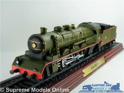 Plm Pacific Steam Train Model Railway 1:100 Approximately Static Display Issue T