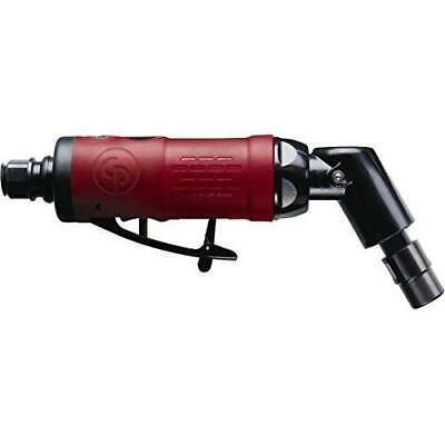 Chicago Pneumatic CP9108QB 1/4-Inch Collet 120-Degree Angle Die Grinder