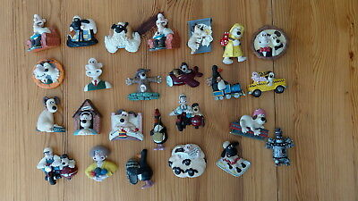 Wallce & Gromit Fridge Magnets | Shawn The Sheep | The Wrong Trousers
