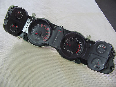 1970-1978 Chevrolet Camaro Kombiinstrument Dash with Gauges kompl. überholt TOP