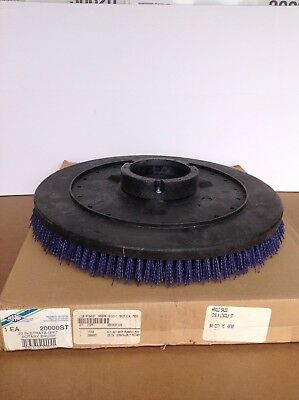 20 inch Flo-PAC / Carlisle scrub brush part number 20000ST / 362000G60