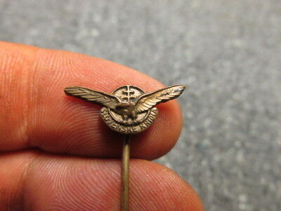 Wwii Slovakian Air Force Stickpin-Rare-Original