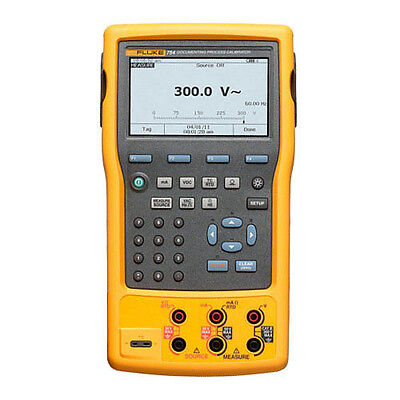 Fluke 753 Handheld Documenting Process Calibrator