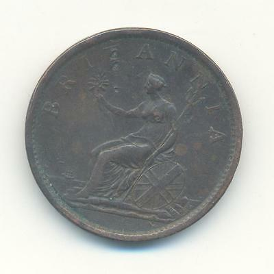 Very Rare.british.one Penny 1806.high Grade .very Collectable.w.128