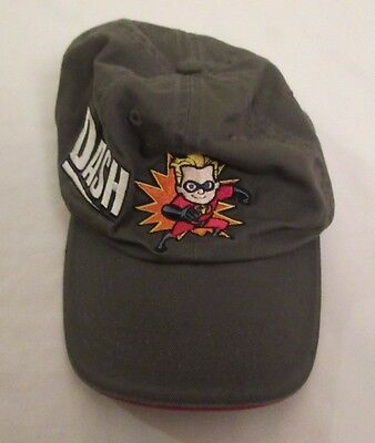 Disney Mr. Incredibles Flash Hat Kids XL