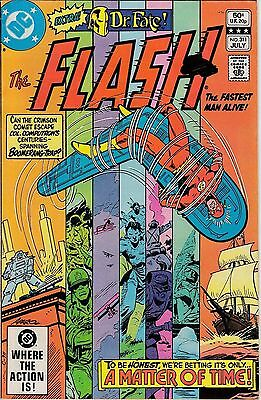 DC Comics The Flash No. 311, 1982 Very Good