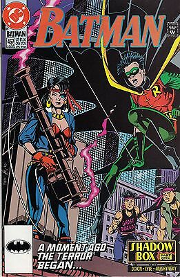 DC Comics Batman No. 467 of 715 (Direct Edition) 1991 Fine