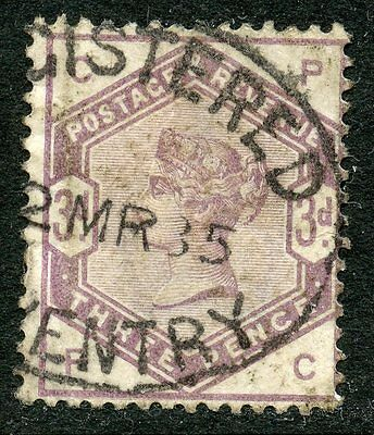 Great Britain Gibbons #191