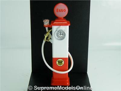 Esso Petrol Pump Erie U-10 1932 1/43Rd Scale White/red Colour Example T3412Z(=)