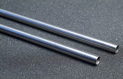 """ARRI K2.0001022 19mm Stainless Steel Rods (Pair, 17""""/ 439mm)- RED Sony Canon"""