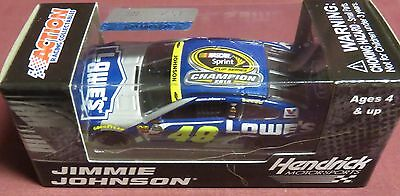 1/64  Action 2016 Chevy Ss , #48, Lowe's, 7X Champion, #48, Jimmie Johnson