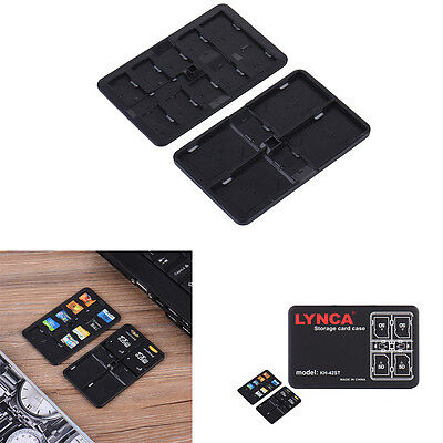 Waterproof Memory Card Case Box Holder Protective Storage  For TF SD SDHC Card