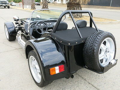 1965 Lotus Super Seven Lotus  Seven 1965 Lotus Super Seven 7 damaged wrecked rebuildable salvage kit car replica