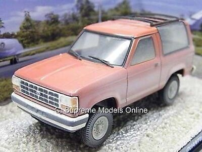 Die cast 1//43 Modellino Auto 007 James Bond Ford Bronco II Quantum of Solace