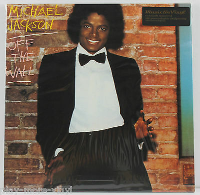 MICHAEL JACKSON Off The Wall LP 180g Eur 2009 Music On Vinyl  New/Unplayed!