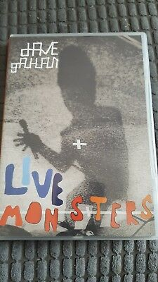 dave gahan live monsters dvd