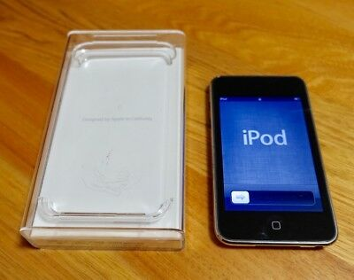 Apple iPod touch 3rd Generation Black A1318 + Cable (32 GB)