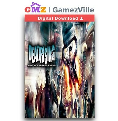 Dead Rising Steam Key PC Download Code [EU/US/MULTI]