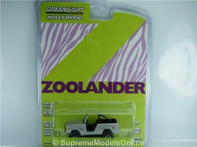 Ford Bronco Zoolander 1967 Jeep 4X4 Model 1/64Th Size Film Pack Type Y0675J^*^