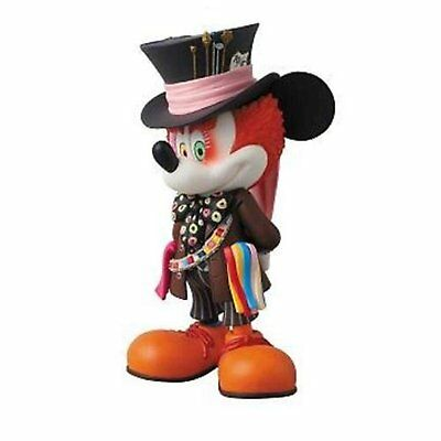 VCD Alice in WonderLand Mickey Mouse as Mad Hatter Figure Medicom Toy F/S Japan