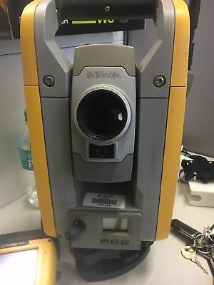 TRIMBLE S6 3 second DR 300+ TOTALSTATION ROBOTIC KIT WITH TSC2 AND PRISM