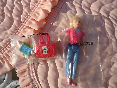 Fisher Price Loving Family Dollhouse Mother Figure Doll MIB 2013 Poseable Sealed