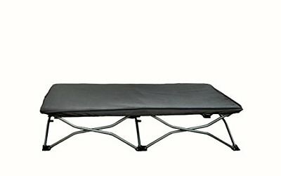 Regalo My Cot Portable Travel Bed Grey Includes Fitted Sheet and Travel Case