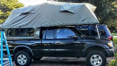 1999 Toyota Tacoma SR5 4x4 Tacoma, Flip-Pac, and full electrical buildout in WA