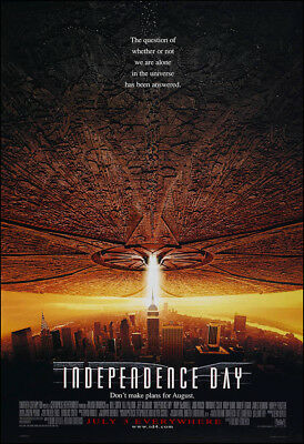 Independence Day Movie Poster Print - 1996 - Action - 1 Sheet Artwork