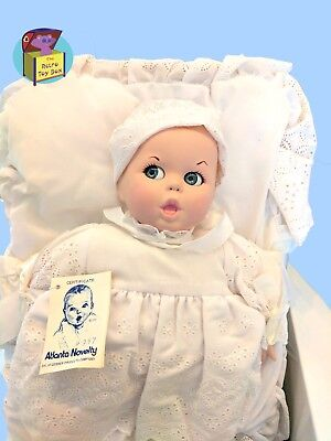 Gerber Baby Porcelain Doll Atlanta Novelty Discontinued 1981 Numbered H297 Rare