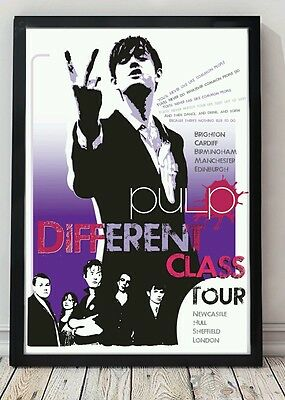 Pulp a2 size specially designed blues poster