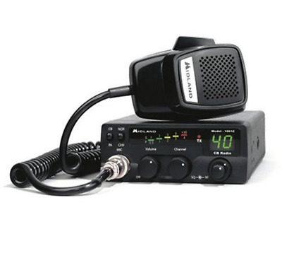 Outdoor Weather Handheld CB Radio PA System For Truck Portable Long Range FM Int
