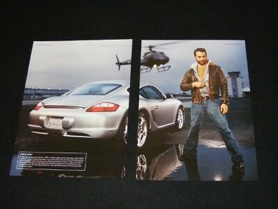 JEREMY PRIVEN magazine clippings